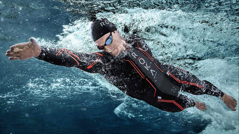 This $900 Wetsuit Promises to Make You the Fastest Swimmer