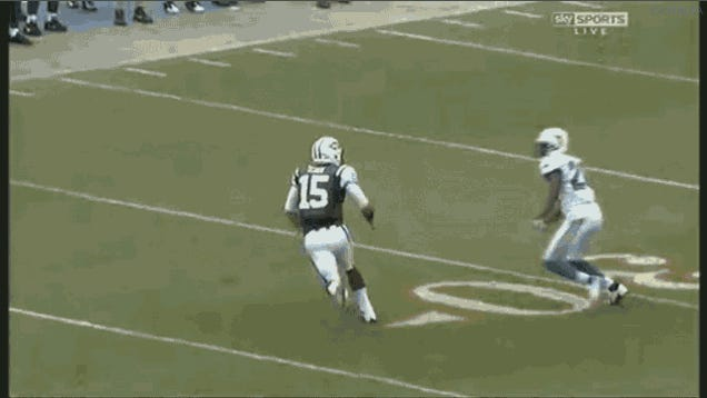 In A Game Where Someone Had To Win, The Jets Beat The Dolphins, In Two GIFs