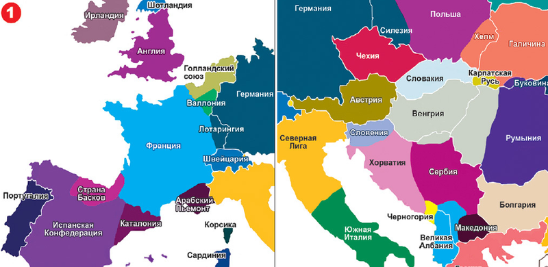 What Europe Will Look Like In 2035 If Russian Tabloids Have Their Way