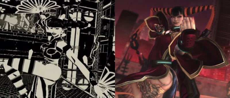 The Confusing Universe of MadWorld and Anarchy Reigns