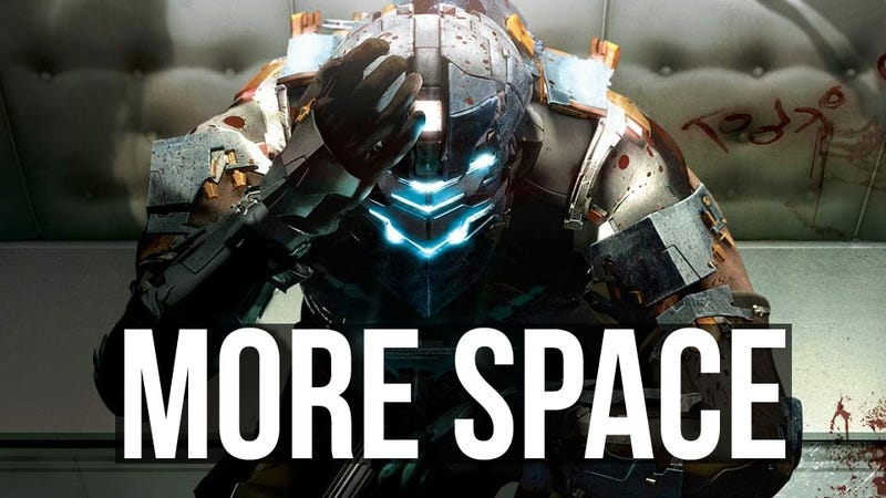 EA Wants To Make a Dead Space First-Person-Shooter (And More!)