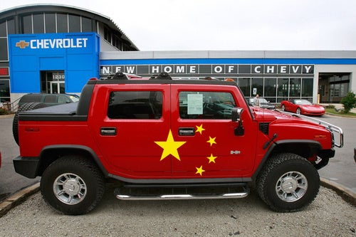 BREAKING: GM Sells Hummer, American Suburban Security To China