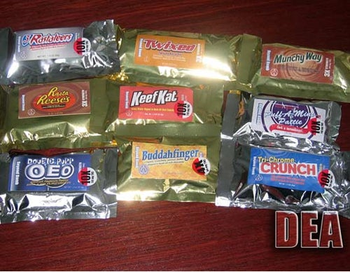 Weed-Laced Halloween Candy Threatens California Kids