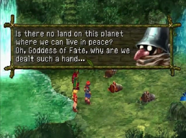 Chrono Cross Was A Bad Sequel, But A Brilliant Game.