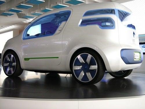 Peugeot Kagoo ZE