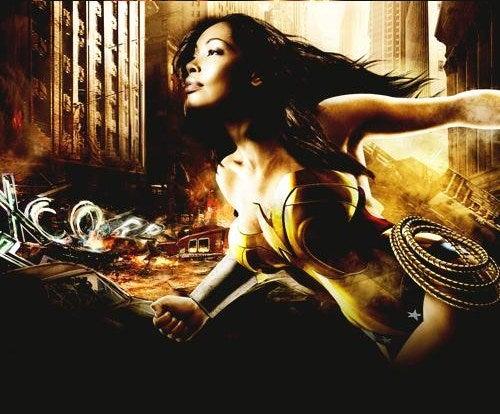 Gina Torres as Wonder Woman