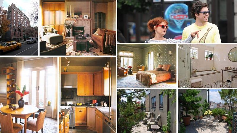Susan Saradon's Ping Pong Paramour Penthouse