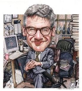 "New York Mag's Peter Kaplan Tribute: ""Perfect"""