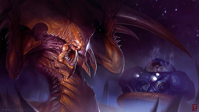 You'll Be Able To Recover Crashed Games In The Next StarCraft II Expansion