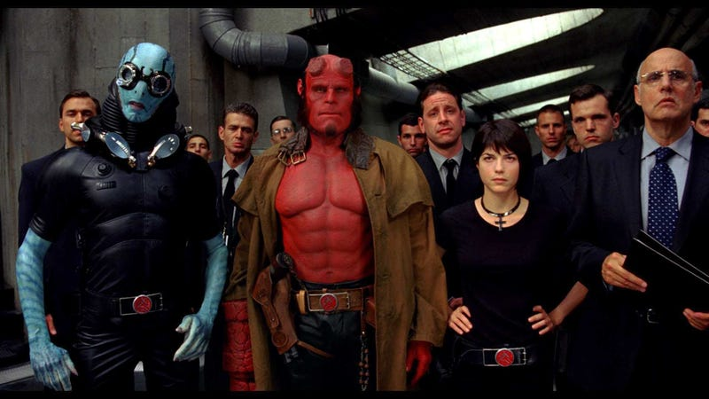 Don't hold your breath for Hellboy 3 after all