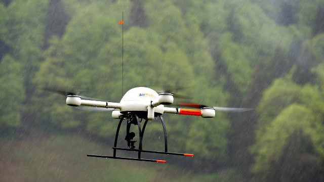 Texas bill could restrict drones — which may not be a good thing