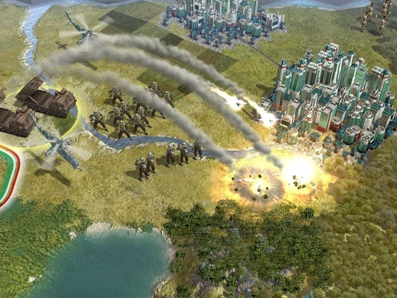 Civilization V PC Specs Released