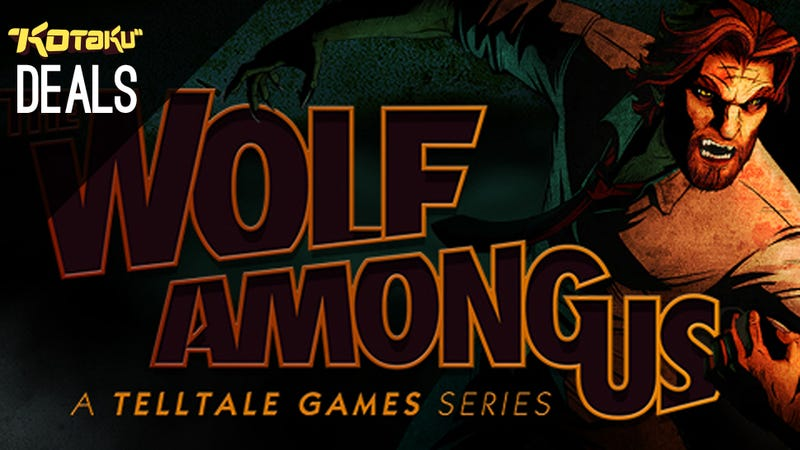 The Wolf Among Us, PSN and LIVE Updates, Bluetooth Earbuds [Deals]