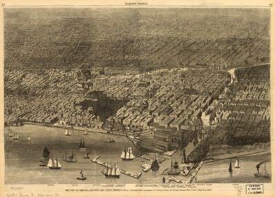October 8, 1871: The Night America Burned