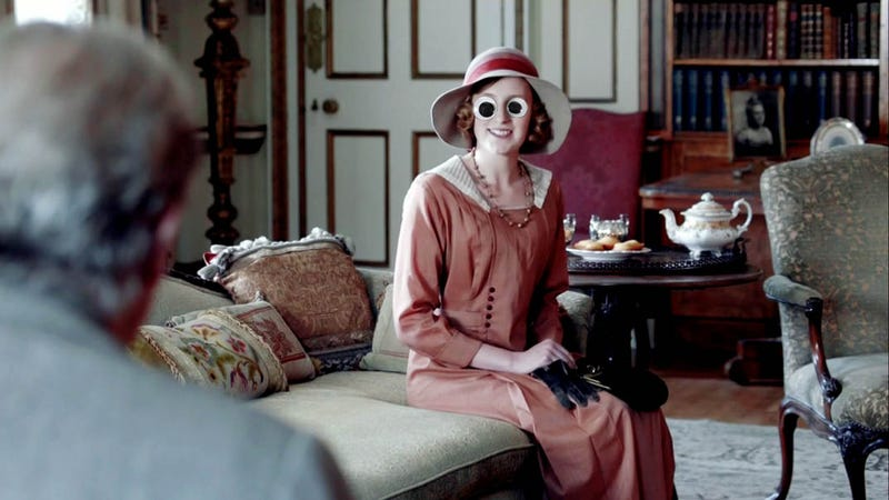 'Edith With Googly Eyes' Is the Only Good Thing About Downton Abbey at This Point