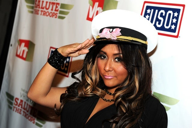 Snooki Will Spend New Year's Dropping in a Ball