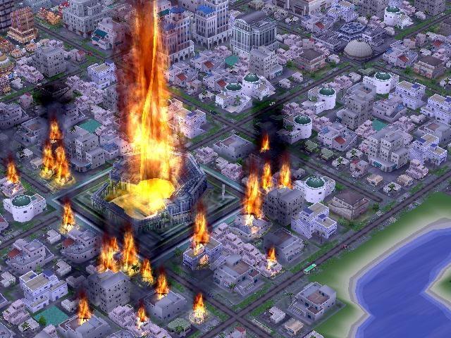 SimCity Creator Screen Bonanza