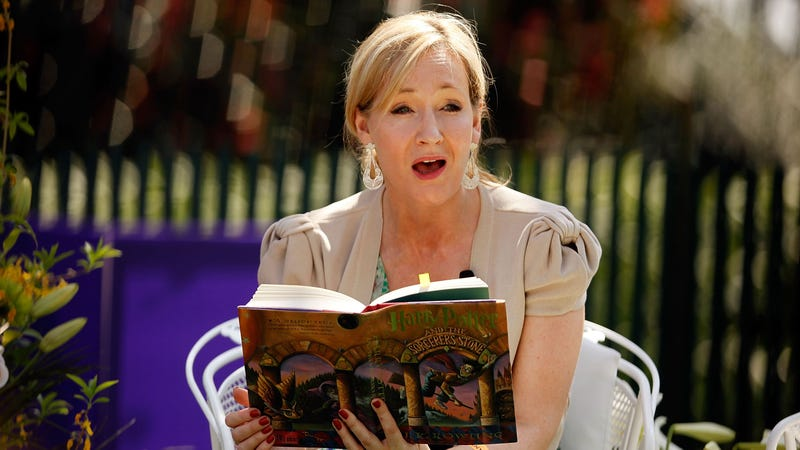 Accio Nerds! J.K. Rowling Is Developing a Harry Potter Stage Show