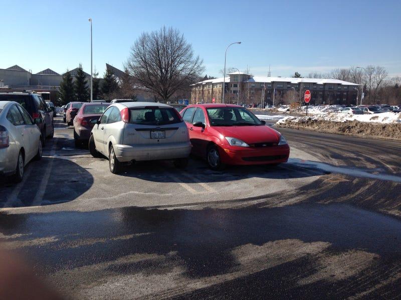 AssHat Parking: Focus Edition