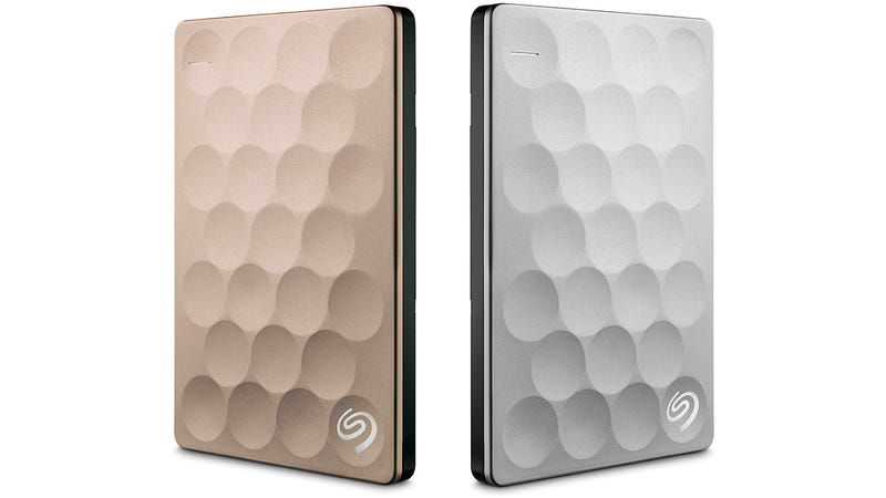 Seagate's Made One of the Best Portable Drives Even Thinner
