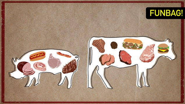 Beef Vs. Pork: WHO YA GOT?!