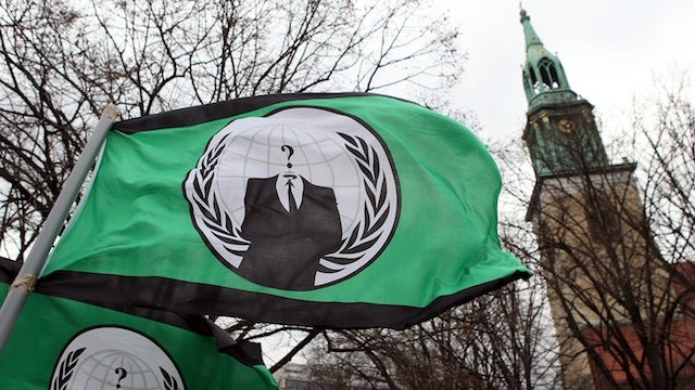 Anonymous Dribbles Out More Information On 'FBI' Hack