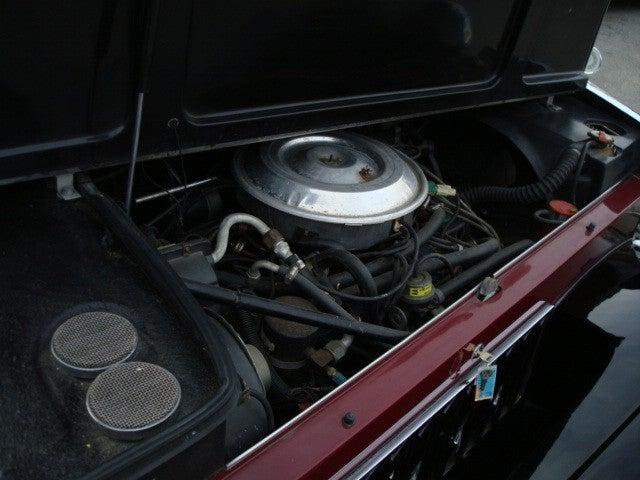 For $27,885, is an old retro car a retro-retro car?
