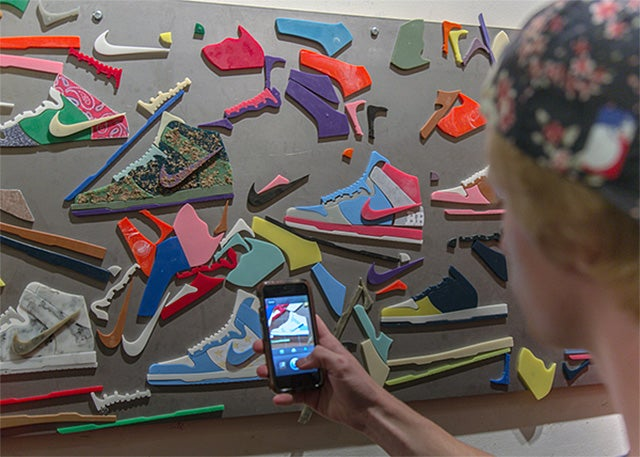 Nike Fridge Magnets Let You Design the Perfect Sneaker