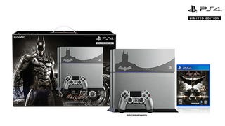 Limited Edition Batman Arkham Knight PS4 Announced -Updated