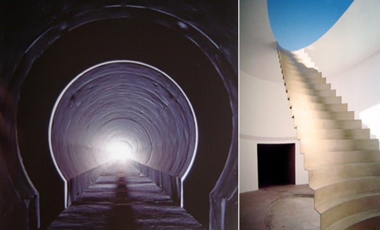 Roden Crater Is Alien Landing Site Disguised as Art Installation