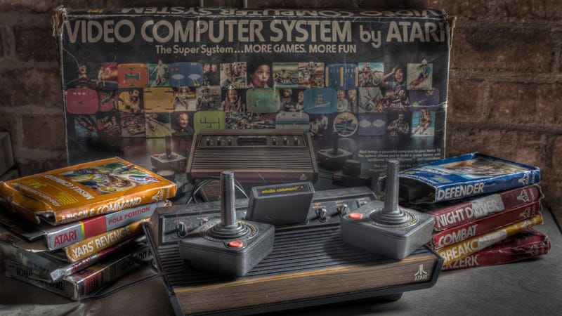 Thirty Years in a Loft and This Console Still Looks Gorgeous