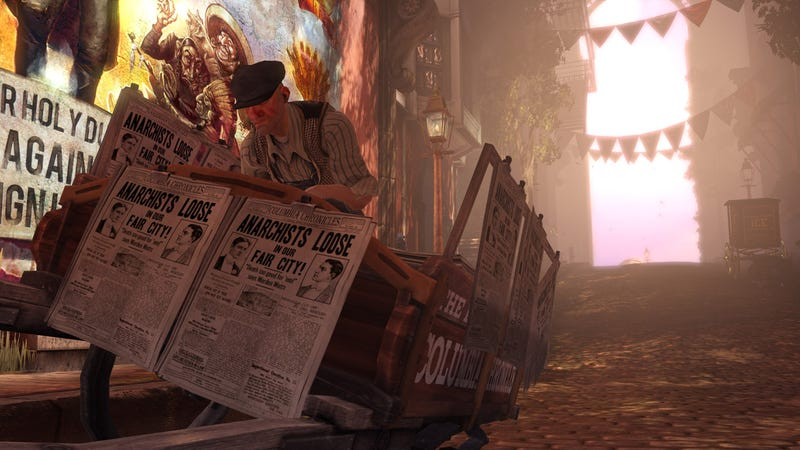 Don't Be Sad, Here Are Some New BioShock Infinite Screens