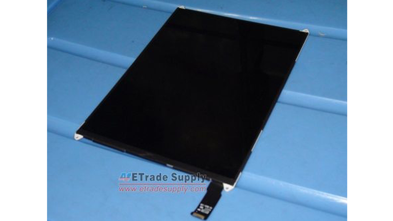 Is This the iPad Mini's Display?