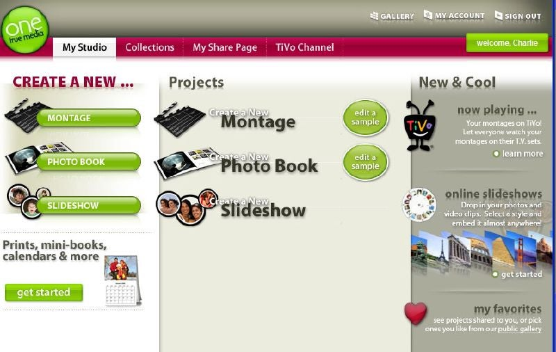 Hands-On: TiVo Video Sharing Service Rocks, Easy to Use