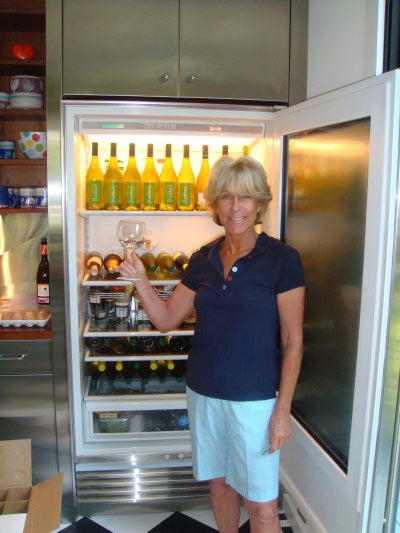 Liz Smith Has Gin & Fruit: What's In Your Refrigerator?