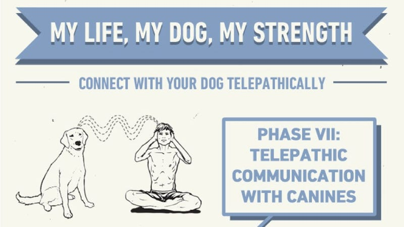 Learn How to Connect With Your Dog Telepathically With This Simple Infographic