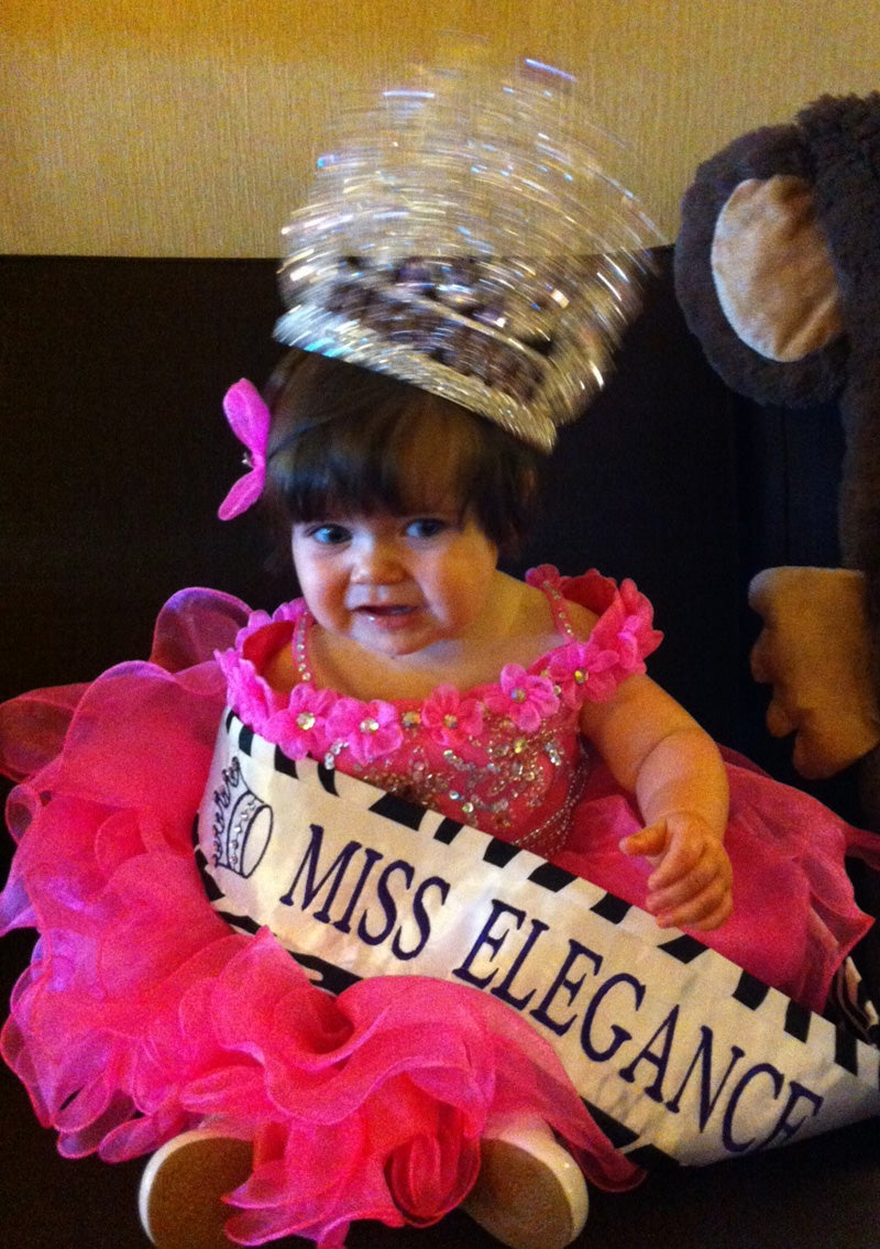 I Entered My Baby in a Beauty Pageant and Lost My Mind