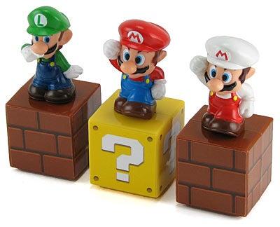 Super Mario Bros. Sound Blocks Annoy Your Office Mates to No End