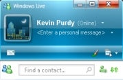 Windows Live Messenger 9 Beta