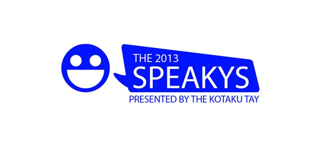 The 2013 Speakys: Round One