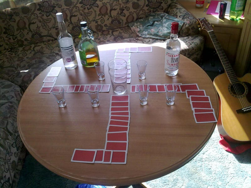 Hitler: The Drinking Game! Your Divisional Jamboroo