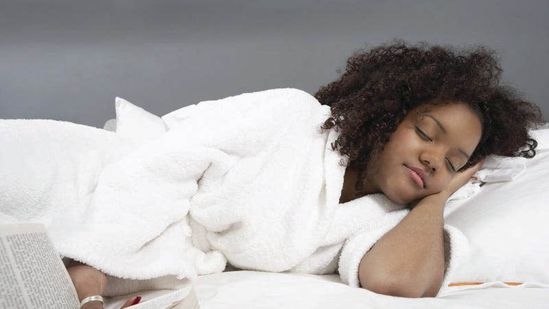 FDA Recommends Ladies Cut Sleeping Pill Dosage in Half Because—ZZZzzzz