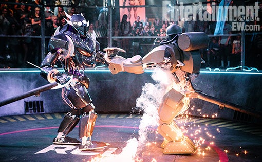 Syfy launches a giant boxing robot show that wants to be a real-life Real Steel