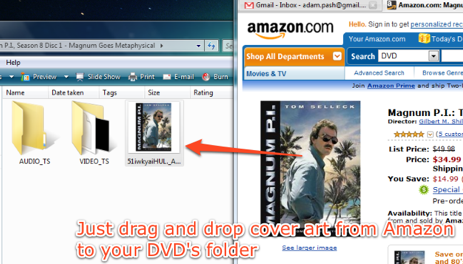 Browse and Play Your Ripped DVDs with DVD Play