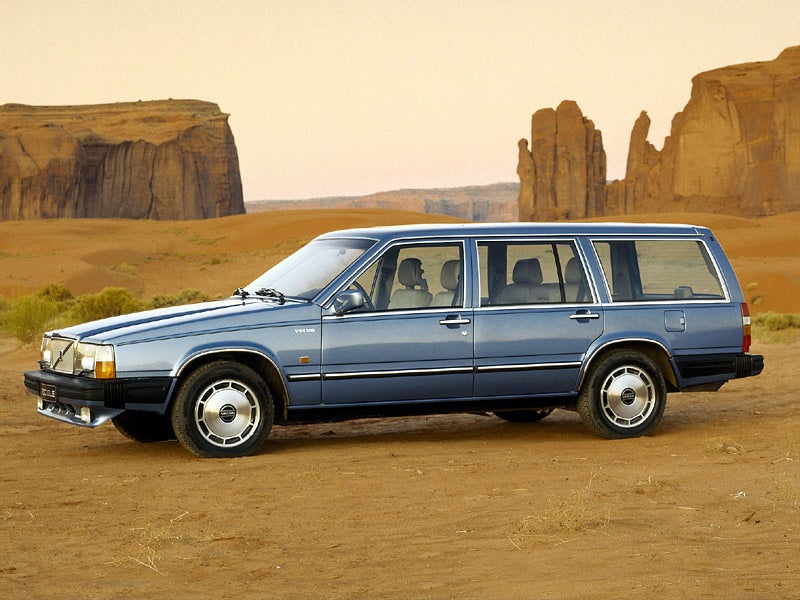 The Death Of The Volvo Wagon: Brick Tailgate No More