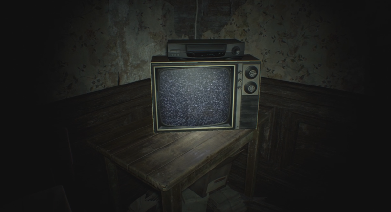The Mystery of What The Resident Evil 7 Teaser Hides