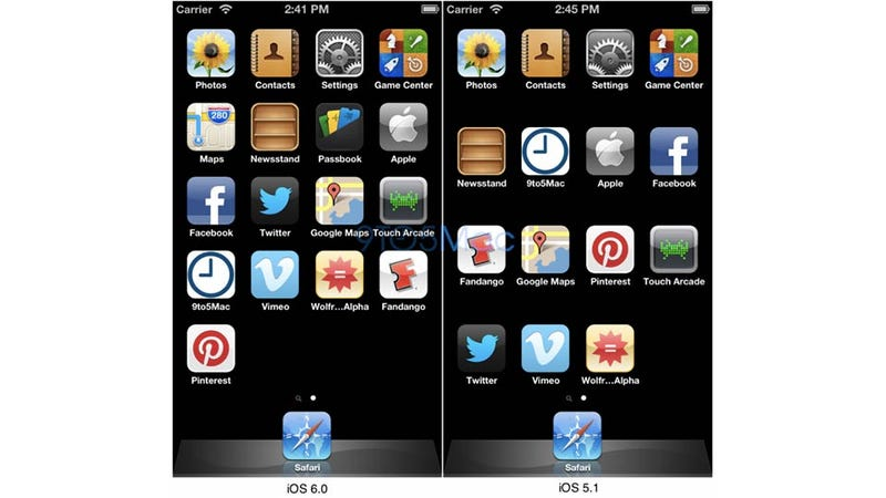Report: iOS 6 May Confirm Taller, 4-Inch iPhone
