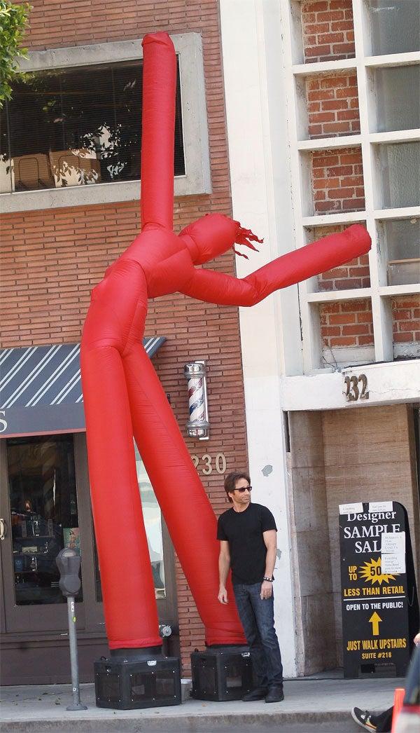 David Duchovny: Little/Big Man