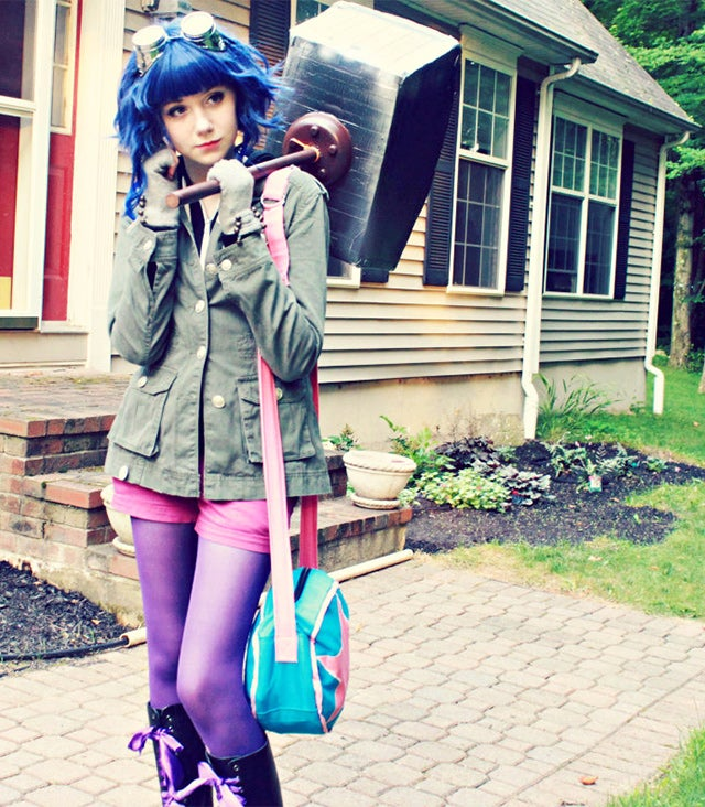 I Had No Idea Scott Pilgrim's Ramona Flowers Was a Real Person