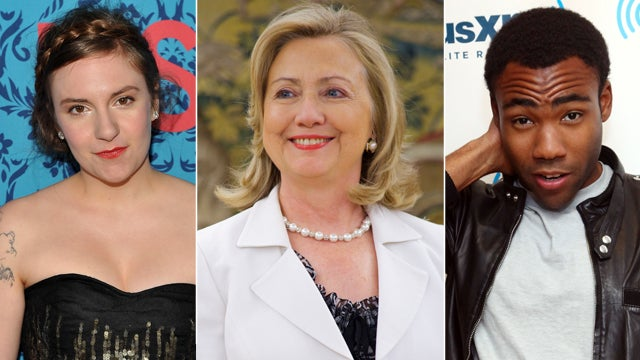Who Should Play 'Young Hillary Clinton' in the Sexy New Biopic about Her Twenties?